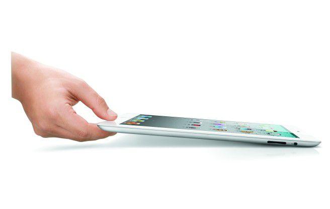 Tablets wie das iPad2 vereinen ein geringes Gewicht und eine große Handlichkeit und können mit einem Touchscreen aufwarten