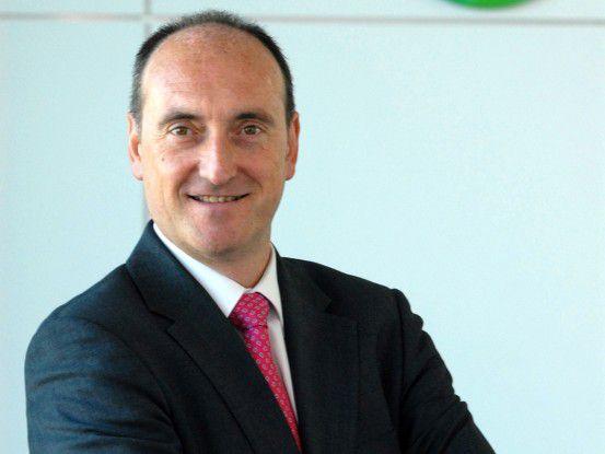 """Luis Alvarez, President von BT Global Services: """"BT Advise macht unsere Beratungskapazität deutlicher sichtbar."""""""