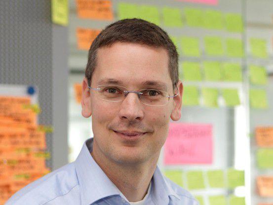"""Carsten Bernhard, IT-Leiter von Autoscout24, wurde 2011 """"CIO des Jahres"""" im Mittelstand."""