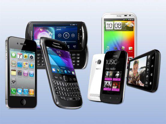 Mobile Endgeräte sind eine Herausforderung für die Unternehmens-IT.