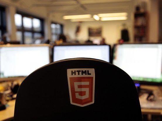 In den Berliner Büros der Cortado AG arbeiten mittlerweile viele HTML5-Fans.
