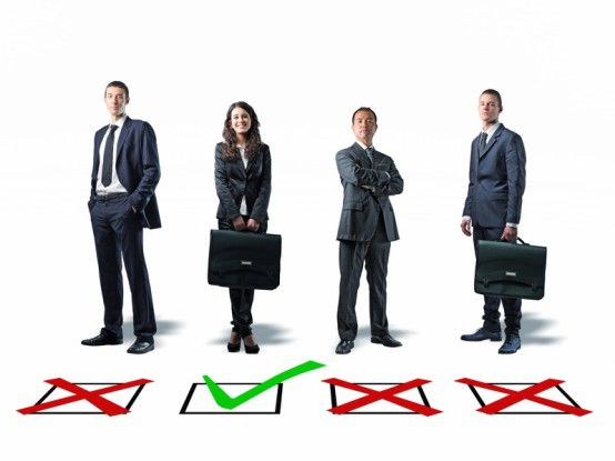 Auch Mittelständler sind sehr anspruchsvoll, wenn es um die Auswahl der richtigen Mitarbeiter geht.