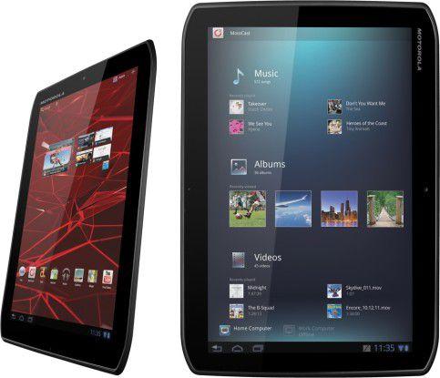 Xoom 2 Media Edition und Motorola Xoom 2 kommen im Februar nach Deutschland