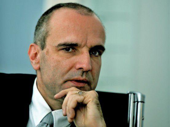 Matthias Moritz, CIO, Bayer Healthcare