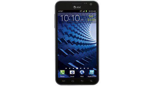 Das Samsung-Modell bringt AT&T in den USA unter dem Namen Galaxy SII Skyrocket auf den Markt.