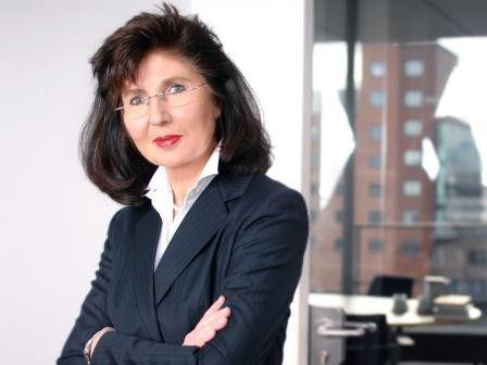 """Barbara Lix von Cundus empfiehlt: """"Ignorieren Sie Gegner, suchen Sie sich einen Mentor und - es gibt immer mehrere Wege zum Ziel."""""""