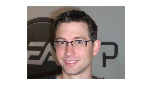 """Volker Pinsdorf, Electronic Arts: """"Bei uns stört sich keiner, wenn ein Kollege seine E-Gitarre auf der Fensterbank hat."""""""