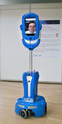 Medi-Roboter zur Heimversorgung