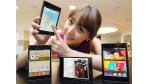 Smartlet-Rennen: LG bringt Optimus Vu 2 zeitgleich mit Samsung Galaxy Note 2 - Foto: LG