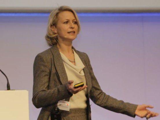 Uta Hahn, Geschäftsführerin der Business Group Munich