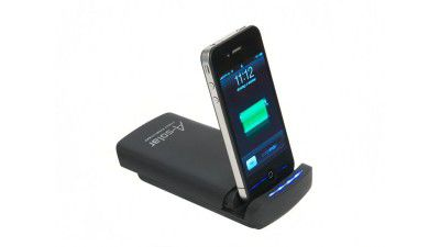 Gadget des Tages: A-Solar Power Dock AM 406 - Sonnenbetriebene Docking Station für iPhone, iPad und iPod - Foto: A-Solar