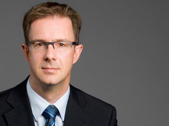 Bitkom-Experte Stephan Pfisterer rechnet mit einem weiteren Jobwachstum für Software- und Servicespezialisten.