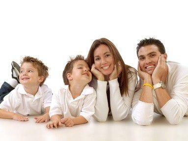 Familie kann so schön sein. Wenn das doch nur die Arbeitgeber auch einsehen würden...