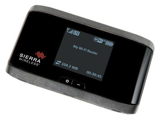 Der mobile Hotspot AirCard 76xS von Sierra.