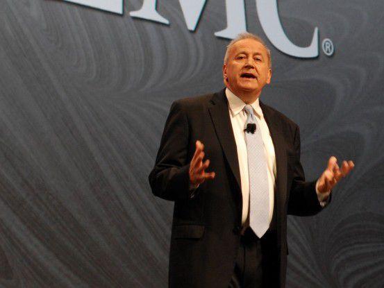 RSA-Chef Art Coviello übte auch Kritik an der eigenen Branche.