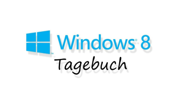 Windows 8 Tagebuch