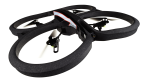 Schon geflogen...: First Look Parrot AR.Drone 2.0 - Foto: Parrot