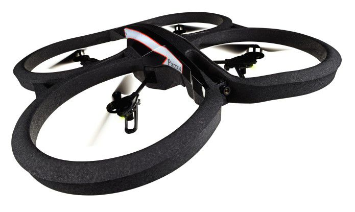 Die Parrot AR.Drone 2.0