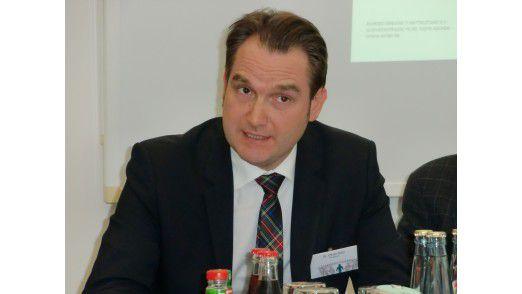 """BITMi-Präsident Oliver Grün: """"85 Prozent aller IT-Ausbildungsplätze werden durch mittelständische IT-Unternehmen gestellt."""""""
