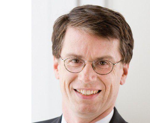 Torsten Frankenberger, Geschäftsführer der Droege Group
