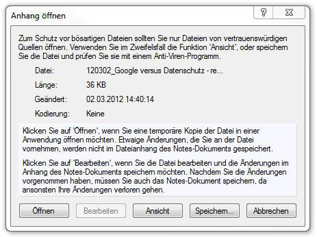 Trickkiste für Lotus Notes.