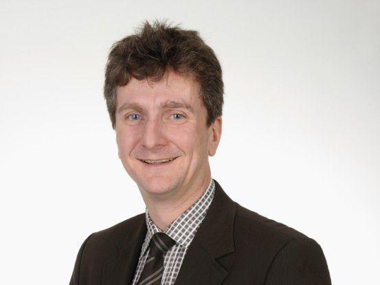 """Jürgen Artmann, Accso: """"Aus- und Weiterbildung durch den Arbeitgeber muss in der IT-Branche selbstverständlich sein."""""""
