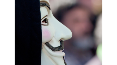 Guy Fawkes Day: Anonymous startet Angriffswelle - Foto: Shutterstock, Pedro Rufo