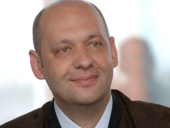 Edgar Aschenbrenner, CIO und Vorsitzender der Geschäftsführung bei E.ON