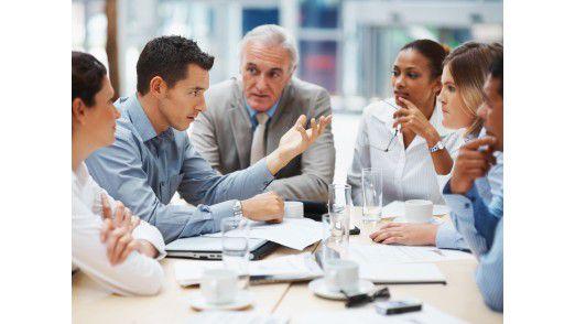 Beliebt sind Meetings vor allem bei Unterhäuptlingen, die sich selbst gerne reden hören.