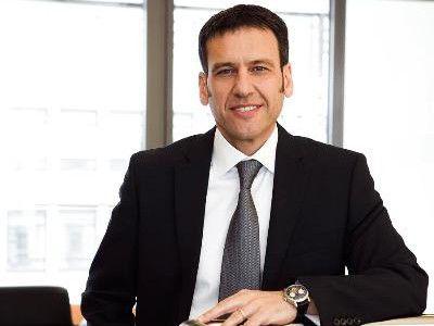 Hamid Akhavan, CEO von Siemens Enterprise Communications