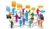 Kritik an Social Media Guidelines: 4 Social-Media-Nutzertypen - Foto: rikilo, Fotolia.de