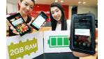 LG Optimus LTE2: Neuer LTE-Androide mit 2 GB RAM von LG - Foto: LG Electronics