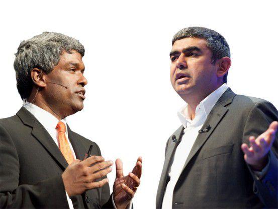 Datenbankriesen im Clinch - Oracle vs. SAP.