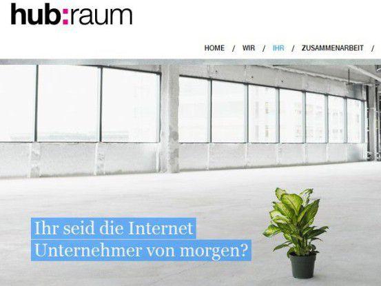 Hubraum: Starthilfe für ambitionierte Gründer.