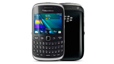 Blackberry Curve 9320 : RIM stellt neues Einsteiger-Modell vor - Foto: Research in Motion