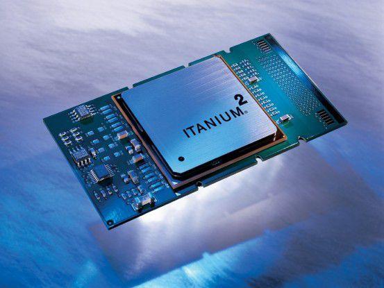 Der Itanium von Intel konnte sich aufgrund mangelnder Software-Kompatibilität nie richtig am Markt durchsetzen.
