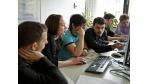 Erasmus-Programm an der HS München: Europäische Informatikstudenten tüfteln an sicheren Web-Apps - Foto: Lila Hartig, Hochschule München