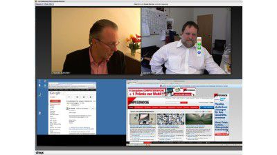 Collaboration und Videokonferenz: Citrix GoToMeeting im Test - Foto: Harald Karcher