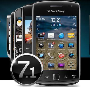 Frischzellenkur für Blackberry OS