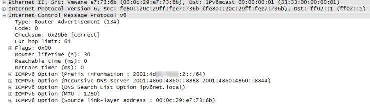 In neueren IPv6-Implementierungen kann der Router sogar DNS-Server mitliefern. Alternativ kann man IPv6-Adressen wie gewohnt statisch vergeben.