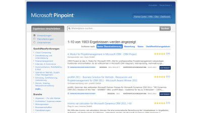 CW-Serie: Business-App-Stores: Pinpoint - B2B-Marketplace von Microsoft - Foto: Microsoft