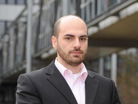 Vom Entwickler zum Unternehmer: Walantis Giosis ist mit Apps wie Wetter.com ziemlich erfolgreich.