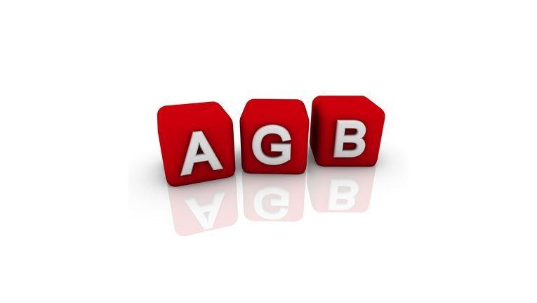 In den Allgemeinen Geschäftsbedingungen (AGB) wird unter anderem bestimmt, unter welchen Bedingungen Anbieter ein Angebot zurückziehen dürfen.
