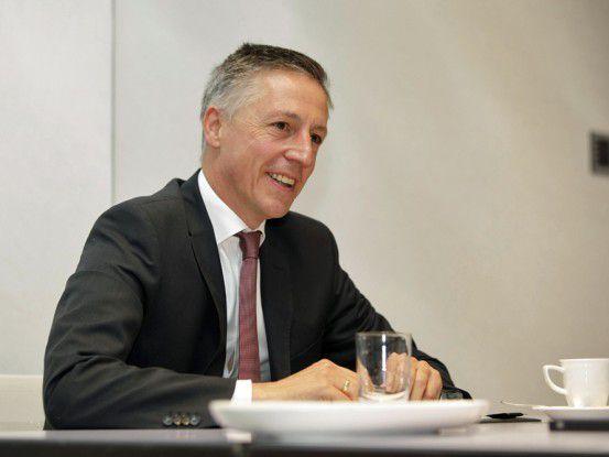 HP-Deutschlandchef Volker Smid erwartet keine betriebsbedingten Kündigungen.