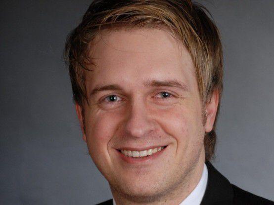 Marcel Hirt ist Personal-Manager des SAP-Dienstleisters Ciber AG.