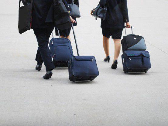 Der Berufsalltag von IT-Beratern hat auch viel mit Reisen zu tun.