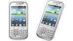 Smartphone mit Volltastatur: Samsung stellt Galaxy Chat vor - Foto: Samsung