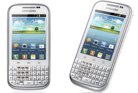 Das Samsung Galaxy Chat