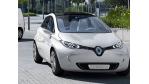 Telematik für Elektroautos: Renault nutzt HP Cloud - Foto: Renault