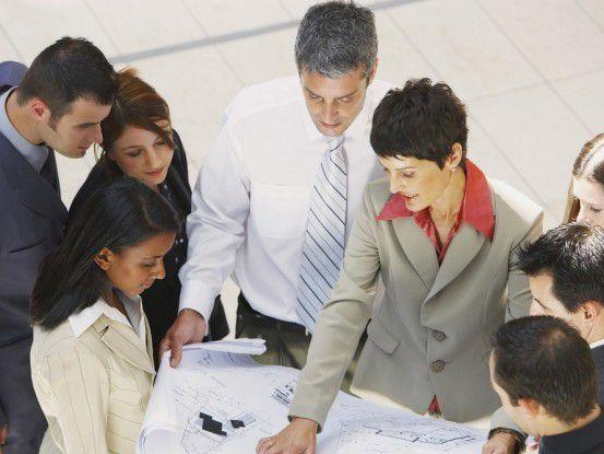 Das erfolgreiche Handling von internationalen Projektteams erfordert viel Erfahrung.